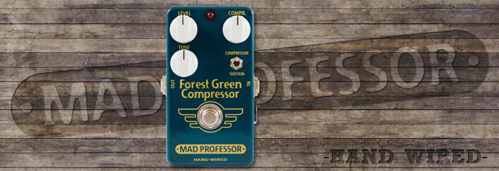 MP Forest Green Compressor Hand Wired