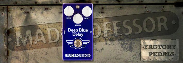 MP Deep Blue Delay
