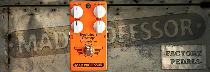 MP Evolution Orange Underdrive