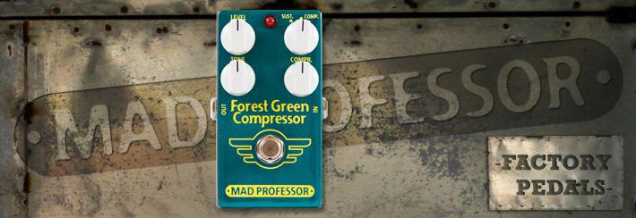 MP Forest Green Compressor