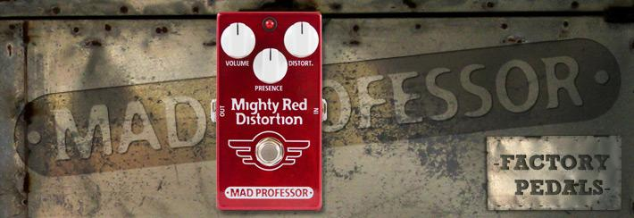 MP Mighty Red Distortion
