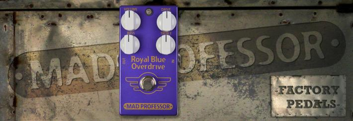 MP Royal Blue Overdrive