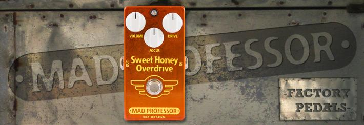 MP Sweet Honey Overdrive