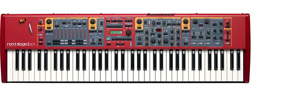 Nord-Stage 2-EX Compact