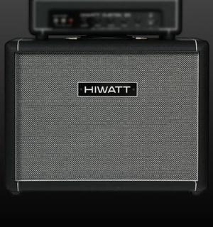 "Hiwatt Custom 2x12"" Extension Box"