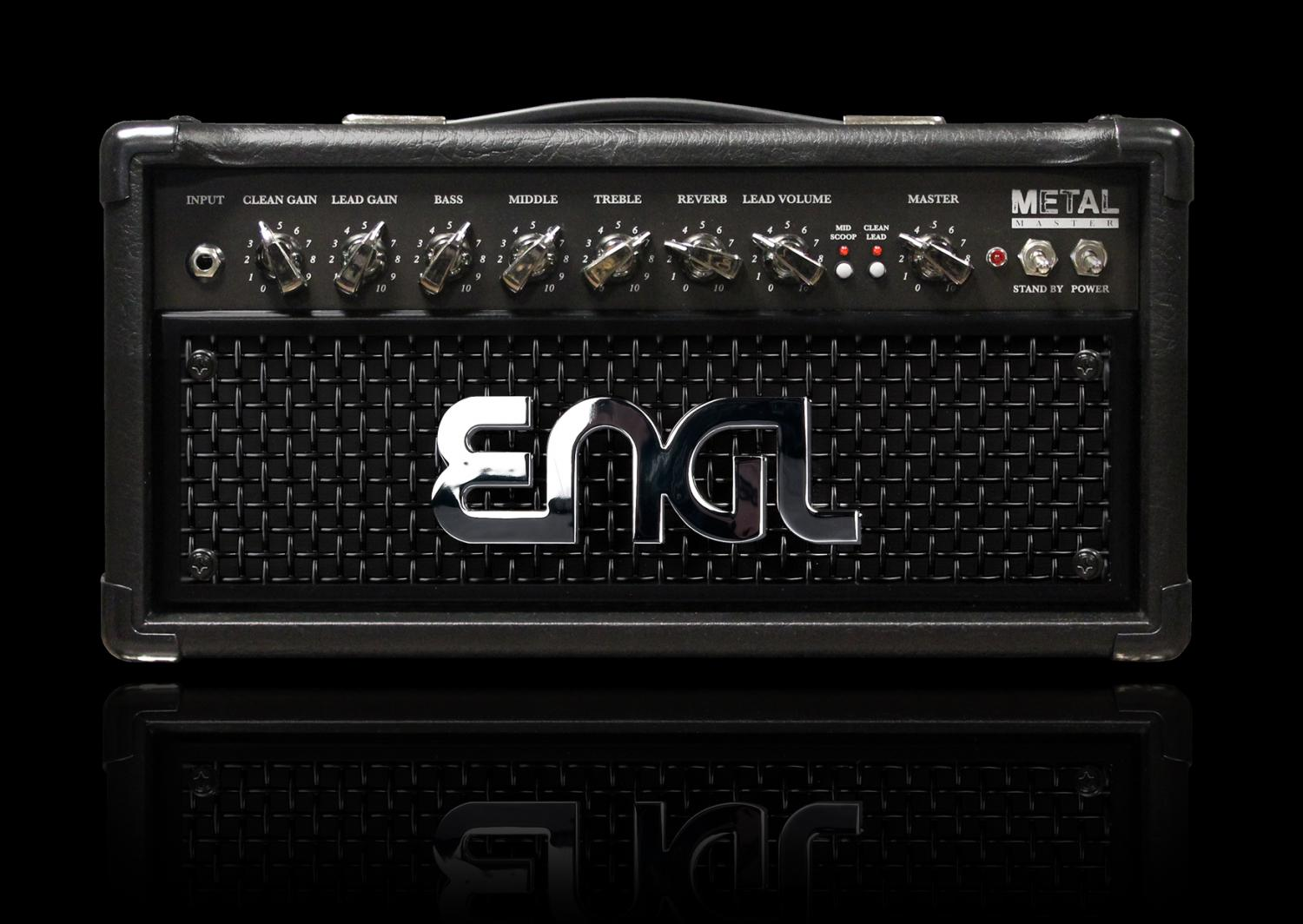 Engl Metalmaster 20 Head E 309
